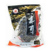 Dried Black Fungus Strips (木耳絲)