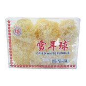 Dried White Fungus (精選白雪耳)
