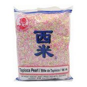 Tapioca Pearls (Rainbow) (雄雞七彩西米)