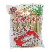 Sugar Cane & Arrow Root Soup Stock (兄弟甘蔗粉葛湯)