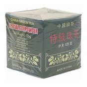 Special Gunpowder Green Tea (Loose) (珠茶)