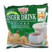 Instant Honey Ginger Drink (20 Sachets) (即沖即飲薑晶)
