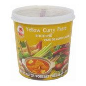 Yellow Curry Paste (雄雞黃咖喱醬)