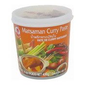Matsaman Curry Paste (雄雞馬斯文咖哩)