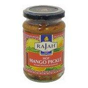 Hot Mango Pickle (酸辣芒果醬)