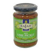 Lime Pickle (Hot) (酸檸醬)