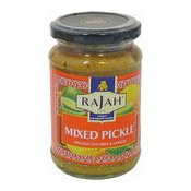 Mixed Pickle (酸什菜)