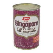 Singapore Curry Sauce For Seafood (楊協成新加坡咖喱汁)
