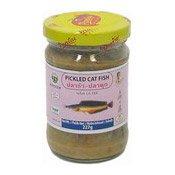 Pickled Catfish (發酵花班魚)