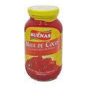 Coconut Gel In Syrup (Nata De Coco) (糖水椰果 (紅色))