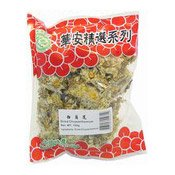 Dried Chrysanthemum (白菊花)