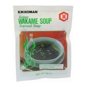 Instant Wakame Soup (Seaweed) (日式紫菜湯)