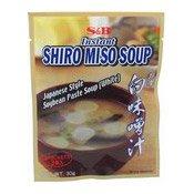 Instant Shiro Miso Soup Soybean Paste (White) (日本麵豉湯)
