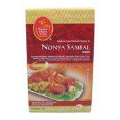 Nonya Sambal Paste (娘惹三巴醬)
