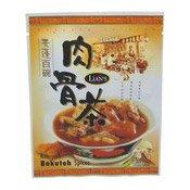 Rempah Bakuteh Spices (肉骨茶)