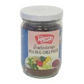 Pla Dug Chilli Paste (辣扒丁醬)
