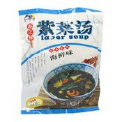 Laver Soup (Seafood) (海之林紫菜湯)