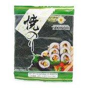 Roasted Seaweed (Yaki Nori) (金梅燒紫菜)