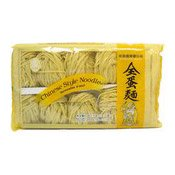 Egg Noodles (Thick) (壽桃全蛋寬麵)