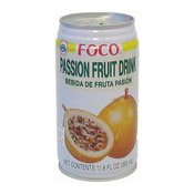 Passion Fruit Drink (熱情果汁)