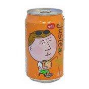 Justea Green Tea (Peach) (楊協成香桃綠茶)