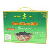 Herbal Grass Jelly (Guiling Gao) (涼粉)
