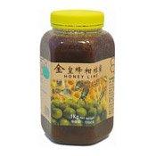 Honey Lime (金皇蜂柑桔蜜)