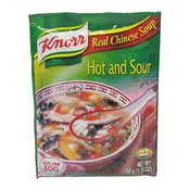 Hot & Sour Chinese Soup (酸辣湯)