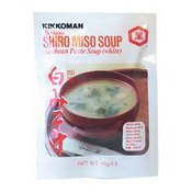 Instant Shiro Miso Soup (White) (萬字日本麵豉湯料)