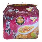 Instant Noodles (Pork) (康師傅麻辣排骨麵)