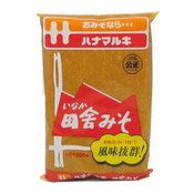 Inaka Miso Soybean Paste (Coarse) (日本田舍麵鼓)