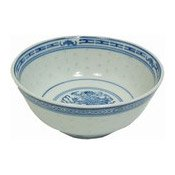 18.5cm Bowl (Rice Pattern) (7.25寸米通湯碗)
