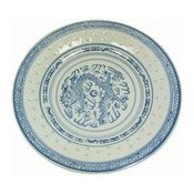 21cm Plate (Rice Pattern) (8寸米通餐碟)