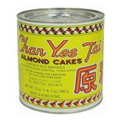 Almond Cakes (杏仁餅)