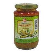 Satay Gravy (Peanut Sauce) (沙爹醬)