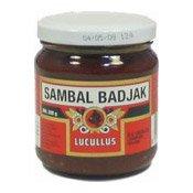 Sambal Badjak (三巴醬)