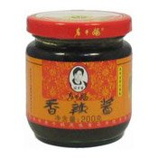 Bean Paste In Chilli Oil (老乾媽香辣醬)