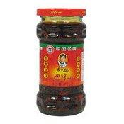 Peanuts In Chilli Oil (老乾媽花生油辣椒)