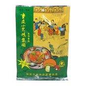 Hotpot Soup Base (Aromatic Mushroom) (小天鵝火鍋底料雞味)