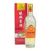 Mei Kuei Lu Chiew (Rose Wine) (54%) (金星玫瑰露50CL)