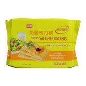 Saltine Crackers (奶鹽梳打餅)