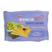 Seaweed Crackers (紫菜梳打餅)