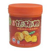 Plum Flavoured Hard Candy (徐褔記話梅糖)