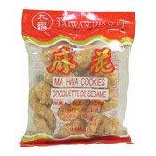 Ma Hwa Cookies (九福糖麻花)