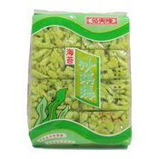 Seaweed Sachima (海藻沙其馬)