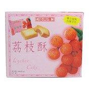 Lychee Cake (荔枝糕)
