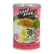 Kaao Sook Rice Congee (Anchovy) (銀魚粥)