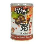 Kaao Sook Rice Congee (Shiitake Mushroom) (香菇粥)