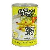 Kaao Sook Rice Congee (Ginkgo Nuts) (白果粥)