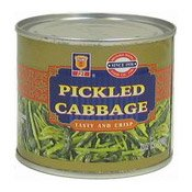 Pickled Cabbage (雪菜)